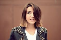 short ombré hair. So it is possible.