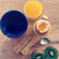 Petit déjeuner rhume