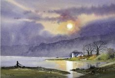 How to paint a variety of foregrounds with David Bellamy