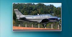 Avião que caiu em Paraty é de família de empresários de Mogi
