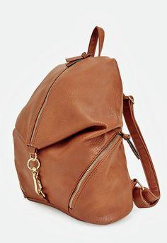 Casey Handtaschen in Cognac - günstig kaufen bei JustFab