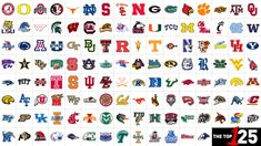 125 College Football Teams, Ranked And Explained