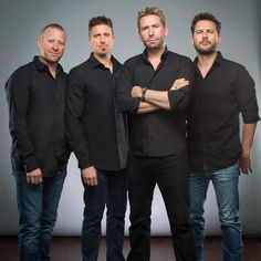 Nickelback+Signs+To+BMG+++New+Album+On+The+Way+++Major+Announcement+On+Feb.+1