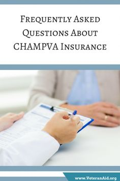 Frequently Asked Questions about CHAMPVA Insurance Mosquito Spray, Military Veterans, Care Plans, Health Care, How To Plan, Blog, Mosquito Yard Spray, Blogging, Health