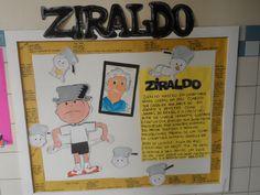 Painel Ziraldo - Ana Dias