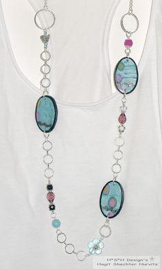 Naive Long Necklace