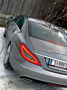 Mercedes Benz CLS 350 CDI http://www.autorevue.at/best_of_test/fahrberichte/mercedes-benz-cls-350-cdi-test.html