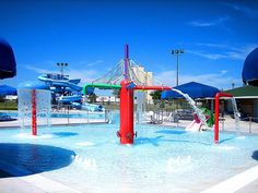 A must when visiting the Willmar Lakes Area in the summer time is the Dorothy Olson Aquatic Center!