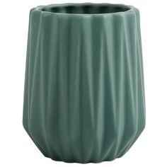 Tandborstglas i stengods. Tvålpump finns i samma serie. Home Accessories, Bathroom, Glass, Interior, Outdoor Decor, Pretty, Design, Home Decor, Washroom