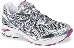 Asics GT-2160-  Best running shoes ever.  I've had 3 pairs now and will be buying another pair soon!