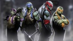 Teenage Mutant Ninja Turtles Movie Wallpaper Boys will be boys. Turtles will be turtles and. They know how to party , they would bring you something invented cheesy to your door