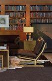 Lance Chair - Bernhardt Furniture  http://www.luxehomephiladelphia.com/collections/bernhardt-furniture/products/lance-chair-bernhardt-furniture