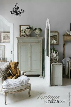1000 Images About Vintage Home Decor On Pinterest