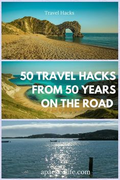 50 Travel Hacks From 50 Years On The Road - Now with 5 more travel hacks to save money, help with travel arrangements, packing hacks, help for business travelers and traveling solo or in groups.  Sharing the best travel hacks from 50 years on the road. #travelhacks #travelhacker #budgettravel #businesstravel #travellifehacker