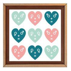 """Tonki """"love love love"""" en couleurs Cam LE MAC'"""