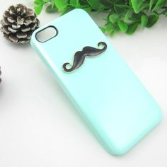 Mustache for iPhone4 4S Hard Case Cover. I want it!