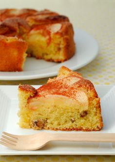 Sweets Recipes, Bread Recipes, Cooking Recipes, Girls Luncheon, Homemade Sweets, Apple Cake, Sweet Desserts, Deserts, Food And Drink