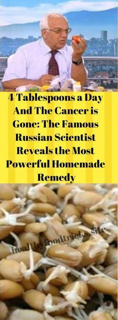 According to a great number of people, the famous Russian scientist Hristo Mermerski has invented a groundbreaking homemade recipe which can help cancer patients cure themselves. Professor and Russ…