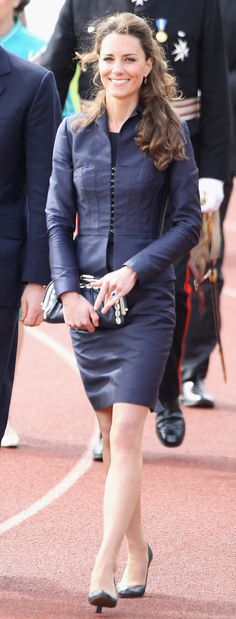 Kate Middleton Best Dressed Woman in Britain Style Stalk