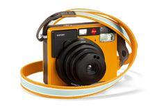 Leica Sofort Accessoire - Gurt orange - 960x640