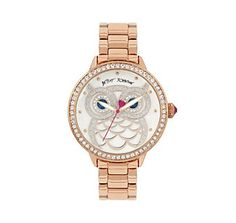 WHO IS BEST OWL WATCH: Betsey Johnson
