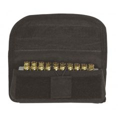 20 Round Shooter's Pouch w/ MOLLE Straps On Back Hook-n-loop flap protects your or ammo Ammo is held in place with elastic cord Rear universal straps provide for easy attachment Assault Vest, Molle Gear, Voodoo Tactical, Duty Gear, Chest Rig, Plate Carrier, Lace Sweatshirt, Hipster Shirts