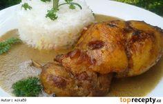 Marinovaný, špikovaný králík v PH recept - TopRecepty. Crockpot, Pork, Turkey, Rice, Meat, Chicken, Kale Stir Fry, Peru, Beef