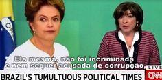 Quem quiser entender como a simples notícia de que Dilma Rousseff falaria na ONU sobre a situação política do Brasil – o que ela deveria falar, que está tudo muito bom,tudo muito bem e...