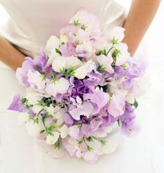 Sweetpea....someday when Heather gets married.