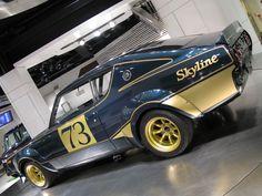 ///KarzNshit///: '72 Nissan Skyline 2000 GT-R KPGC110R