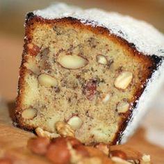 Four-quarters of autumn Sweet Recipes, Cake Recipes, Dessert Recipes, Cake Cookies, Cupcake Cakes, Chrismas Cake, Gateau Cake, Sweet Cooking, Sweet Tooth