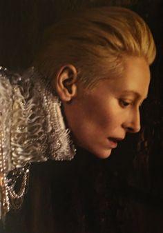 Tilda Swinton for Chanel Paris-Edinburgh Pre-Fall 2013 Collection-08