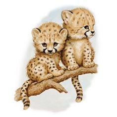New Full Diamond embroidery animals stickers Needlework Diy Diamond Painting Kit Diamond Cross Stitch leopard baby pattern Cheetah Cartoon, Cute Cartoon, Baby Animal Drawings, Cute Drawings, Cheetah Drawing, Cubs Tattoo, Baby Cheetahs, Cheetah Cubs, Cute Disney Wallpaper