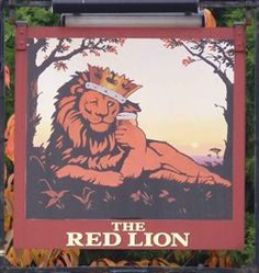 Red Lion - London Road, Woolmer Green, Herts, UK. -