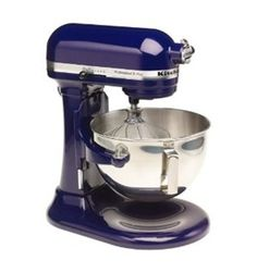 You need power for bread dough mixing! Find out what the best stand mixers for #bread dough are. #kitchenappliances
