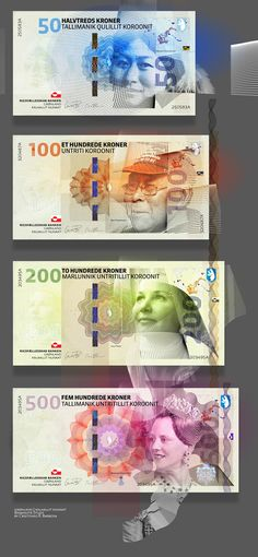 Cold Money on Behance