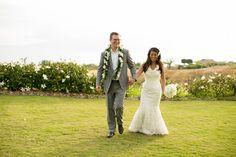 { FUN-FILLED HAWAII FARM WEDDING } ...... Evelyn & Neil, May 24 2014, Lahaina, Hawaii
