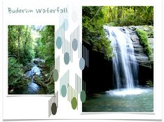 The Sunshine Coast Design Post - Blog On! — Rubykite Interiors. Buderim Waterfalls.