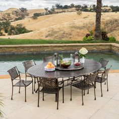 Lovely Grand Terrace Outdoor Furniture