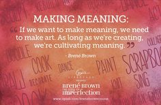Cultivating Meaning