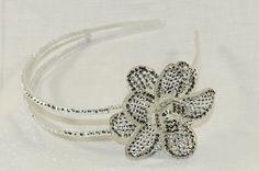 Irodescent Flower Rhinestone Headband, Perfect for Women, Teens & Girls, Bling Bling Hair Accessory by Hail Mary Gifts, http://www.amazon.com/dp/B005IDBNIM/ref=cm_sw_r_pi_dp_L1Nrqb1N5B6TF