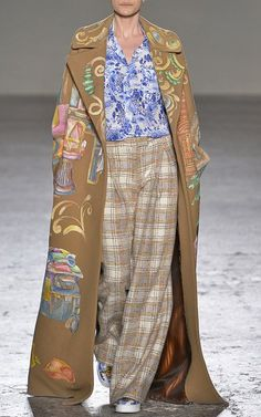 Stella Jean  Trunkshow Look 1 on Moda Operandi
