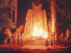 """Have you heard what they're saying about Bohemian Grove? In the summer of 1989, Spy magazine writer Philip Weiss spent some seven days in the camp posing as a guest, which led to his November 1989 article """"Inside Bohemian Grove"""". He wrote about..."""