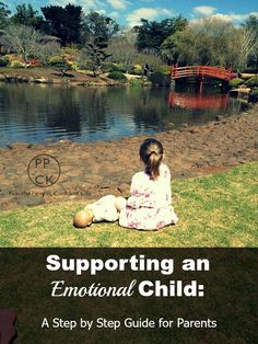 Supporting an Emotional Child: A Step by Step Guide for Parents ~ Peaceful Parents, Confident Kids