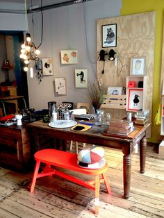 Lovely shops and city tips of Copenhagen -Vesterbro- on ensuus blog -Shop Dora-
