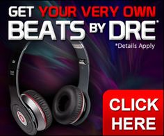 Dre Headphones, Over Ear Headphones, Free Beats, Free Stuff By Mail, Beats By Dre, You Got This, How To Apply, Marketing, Giveaway