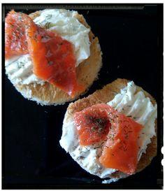 Amuse#salmon#creamcheese#dill
