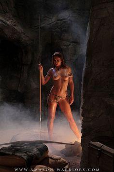 CAVEGIRL by amazon-warriors