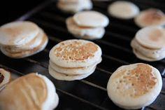 In Her Smell: Spiedini di pancake, fragola e banana