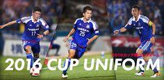 2016 カップ戦ユニフォーム | トリコロールワンオンラインショップ 横浜F・マリノス http://www.f-marinos-onlineshop.com/special/cupuniform2016/